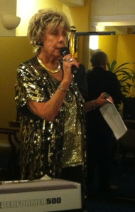 Lorrae Desmond - Award Presenter