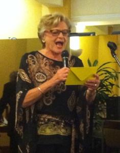 Award Presenter - Nancye Hayes