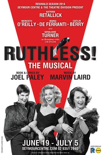 ruthless poster